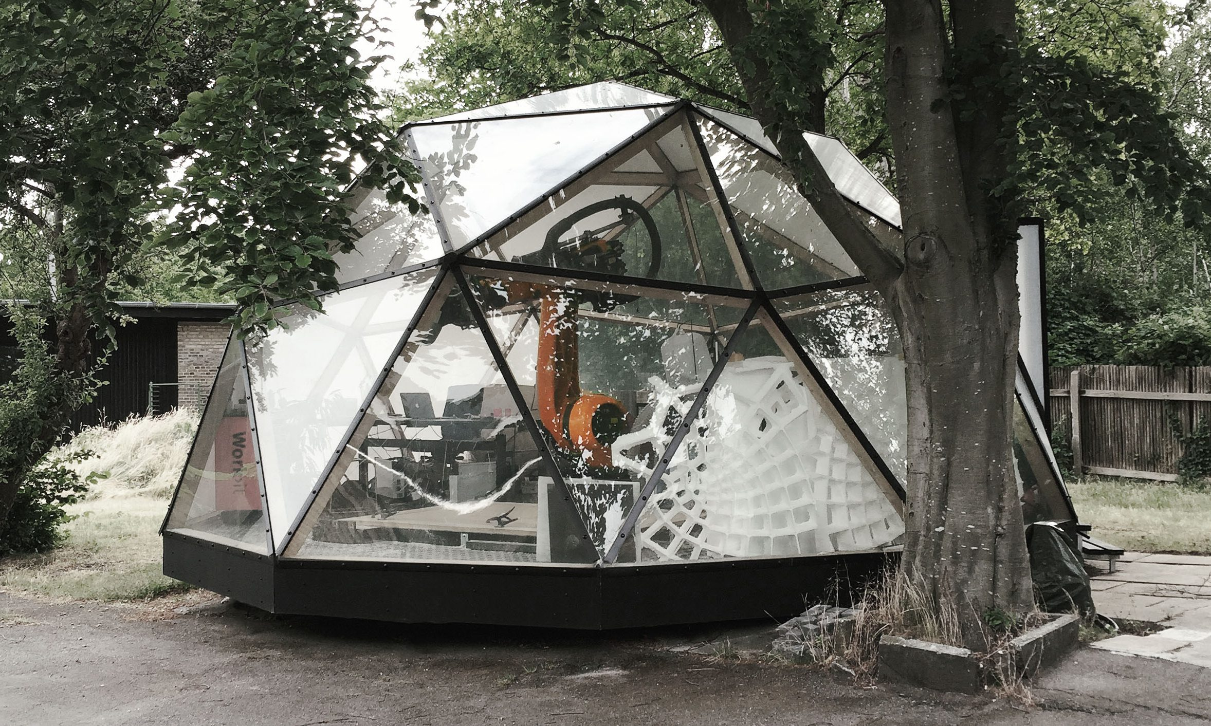 JHA + ARM Studio Dome