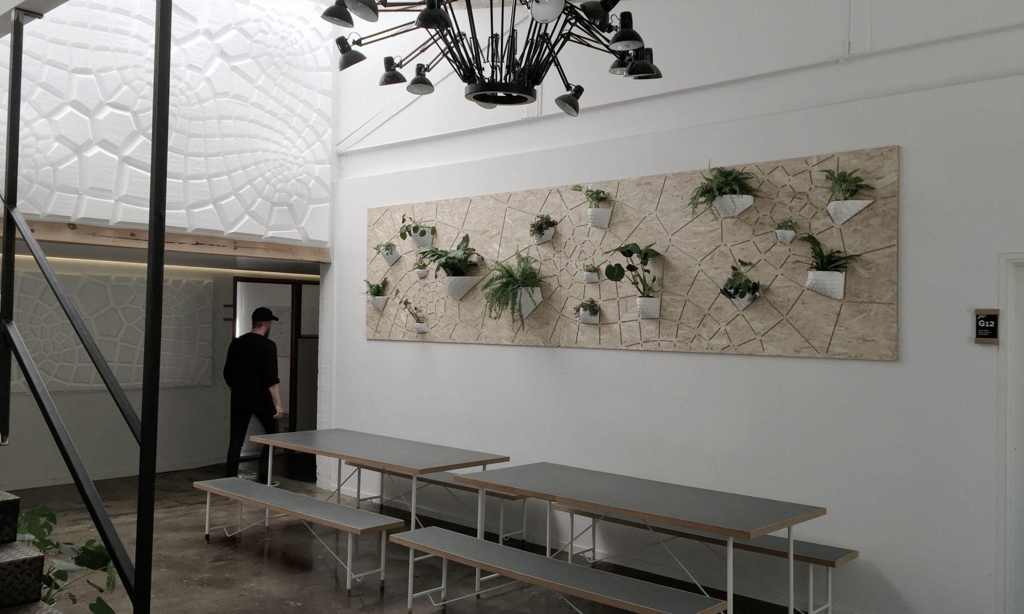 Akustik Installation – Siljangade