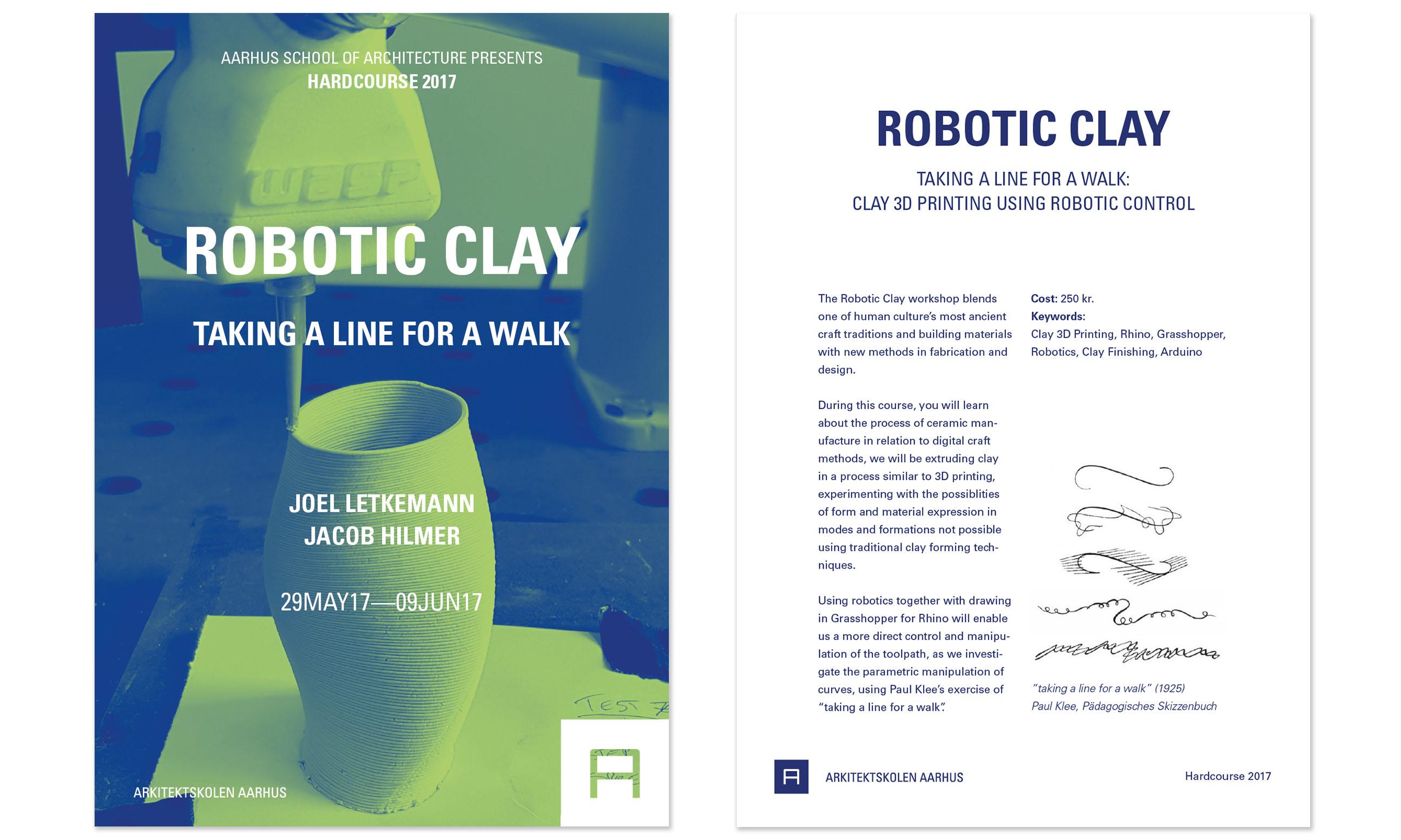Robotic Clay Hardcourse 2017